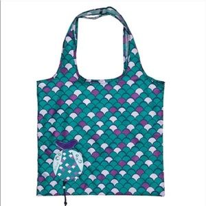 NIP Foldaway Tote in Mermaid Tail thirty-one